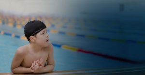 Swimming training classes