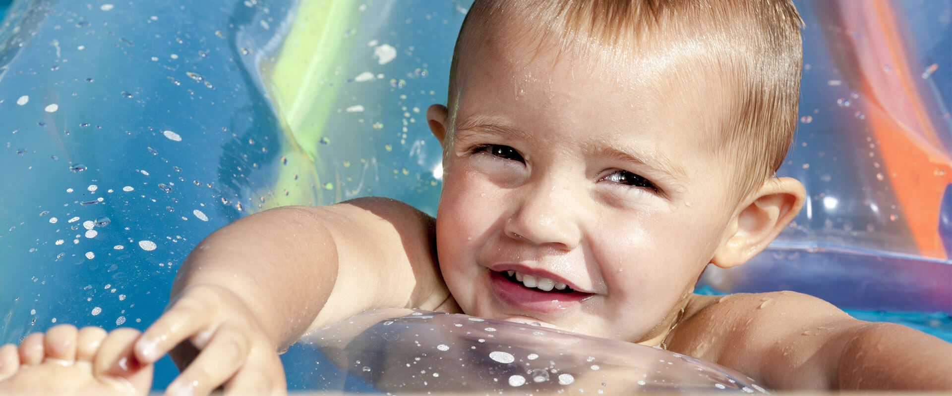 Swimming Lessons for Children with Disabilities