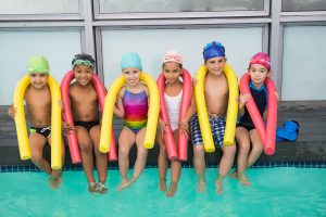 learning to swim for adults